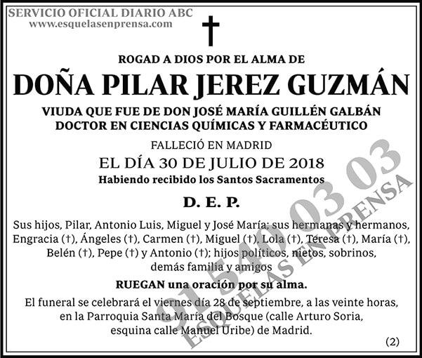 Pilar Jerez de Guzmán
